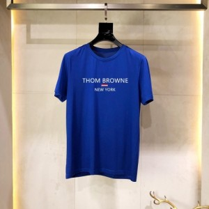 Thom Browne TB T-Shirts Short Sleeved O-Neck For Men #775262