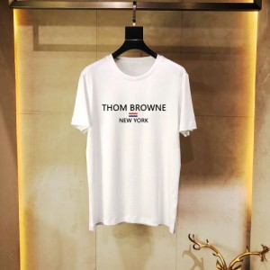 Thom Browne TB T-Shirts Short Sleeved O-Neck For Men #775263